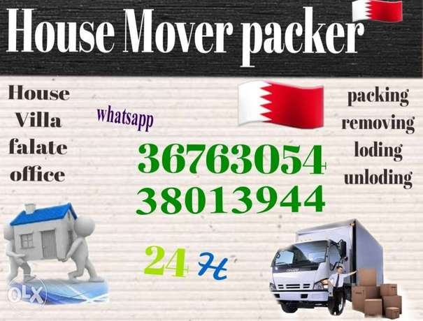 Movers Furniture Bahrain professionals worker's