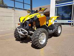 2007 Can-Am Renegade 800 - Excellent Condition, Low Mileage!