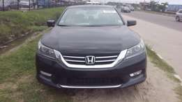 Foreign Used 2014 Honda Accord Full Options