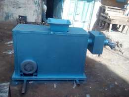 Industrial soap making machine
