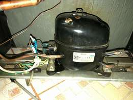 refrigeration and Air condition system and power control
