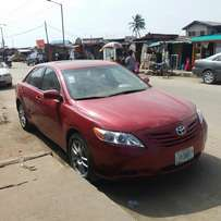Registered Toyota Camry - 2007