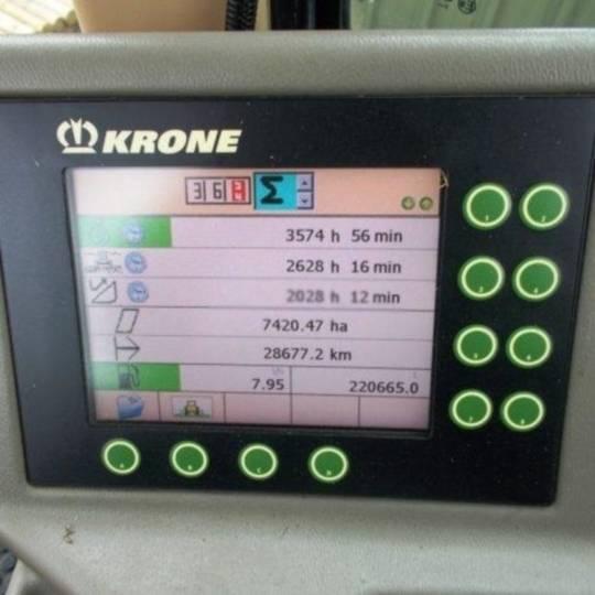Krone Big X 650 - 2008 - image 8