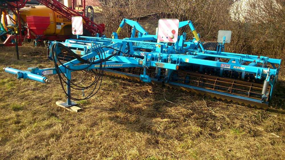 Farmet Kompaktor K 600 - 2012