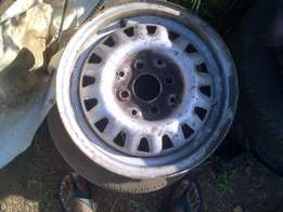 13 inch steel rims for sale
