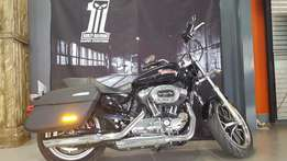 2015 Harley-Davidson 1200T for sale