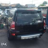 Toyota 4runner 2005 LIMITED. Direct tokunbo