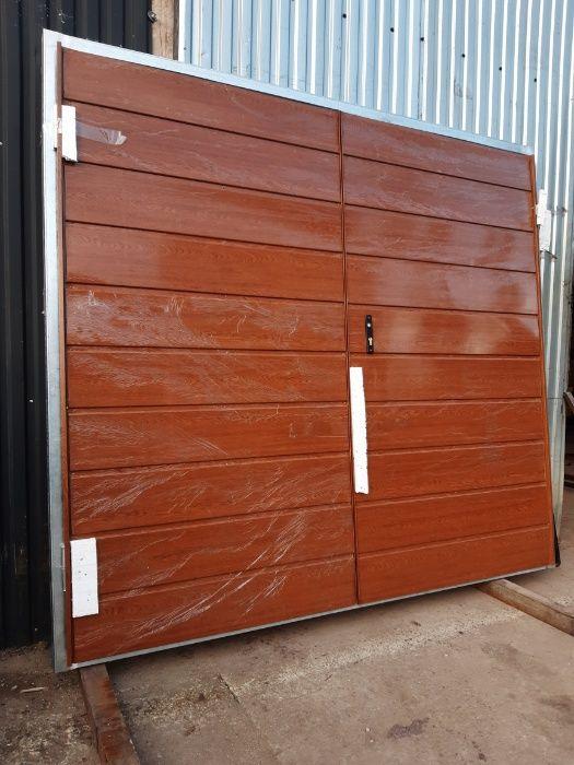 zaczepić drzwi garażowe t34 wot swatanie