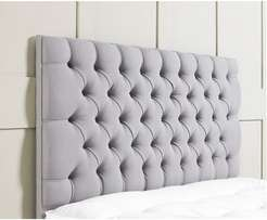 The Deep Buttoned Headboard From Chivalry Designs for R2700