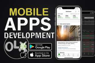 We build mobile app, mobile app development for android and IOS