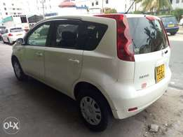 Nissan note clean as new
