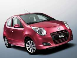 Suzuki Alto wanted in good condition