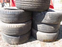 Used tyres for sale 235/60R16