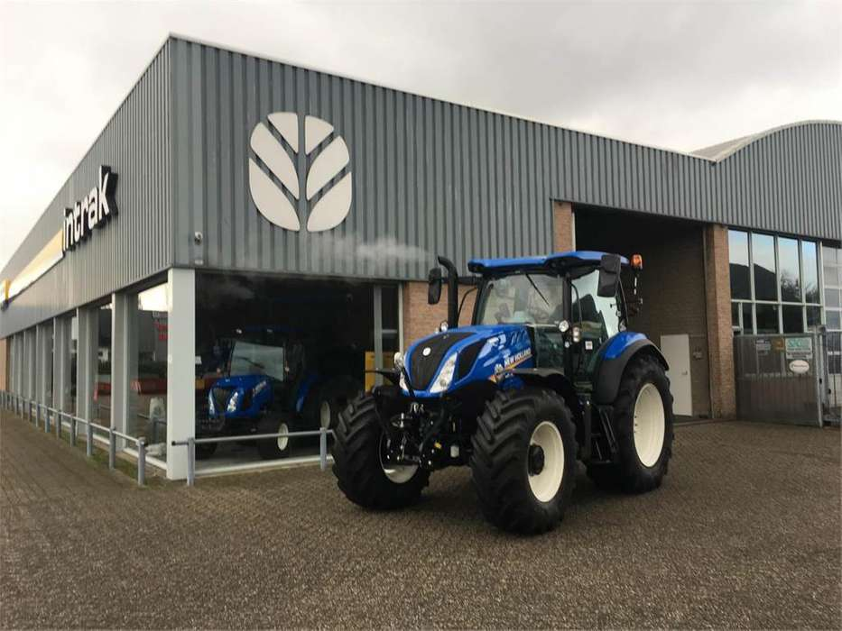 New Holland T6.145 Ac - 2018