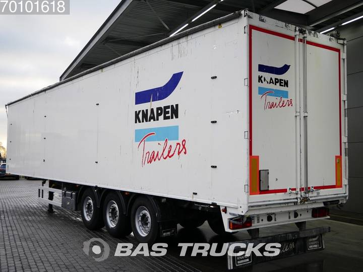 Knapen K100 90m3 6mm Boden Walkingfloor - 2012