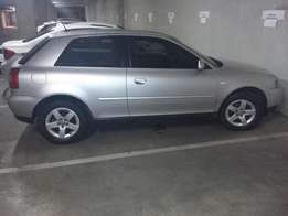 Audi A3 1.8 (Price TO GO)