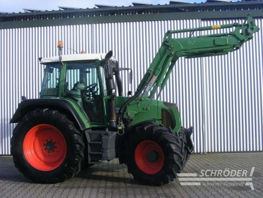 Fendt 415 vario tms - 2008 for sale | Tradus