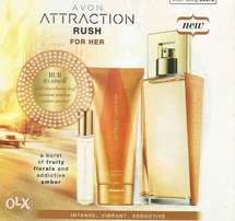 Avon Attraction Gift Set for Her.