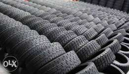 We sell different size and kinds of tyres