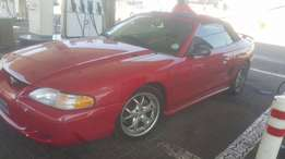 95 mustang cab gt 5.0 r129000