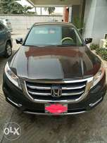 Registered Honda Crosstour 2015 model