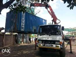 Twauza containers 20ft container