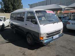 2004 Toyota Hiace 14 Seater Taxi In Good Condition