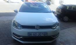2014 VW Polo 1.2 TSI Comfortline Sunroof Available for Sale