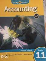 Accounting Grade 11 book