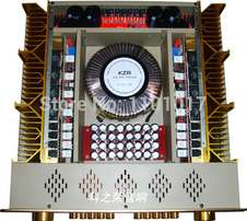 Extremely powerful juakali power amplifiers from 1000 watts