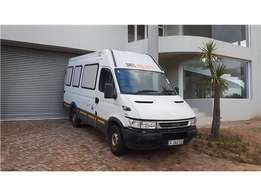 2005 Iveco Daily Pannelvan