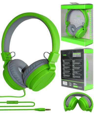 Super Base TV05 3.5 mm Stereo Headphones Nairobi CBD - image 3