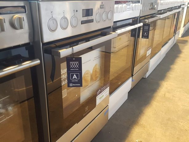 Kuchnia Indukcyjna Electrolux Eki54953ox Warszawa Wola Olxpl
