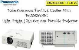 Projectors and screens for hire