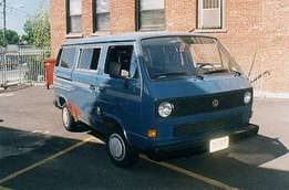 Microbus / Caravelle Wanted.