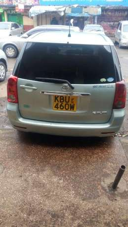 Clean Toyota Raum for sell South B - image 2