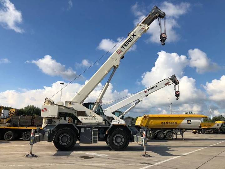 Terex Bendini A600 (2pc) - 2008