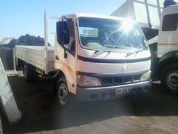 4T Toyota Dyna Drop Side Truck For Sale