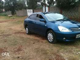 Toyota allion 2003 model in a mint condition price 590k