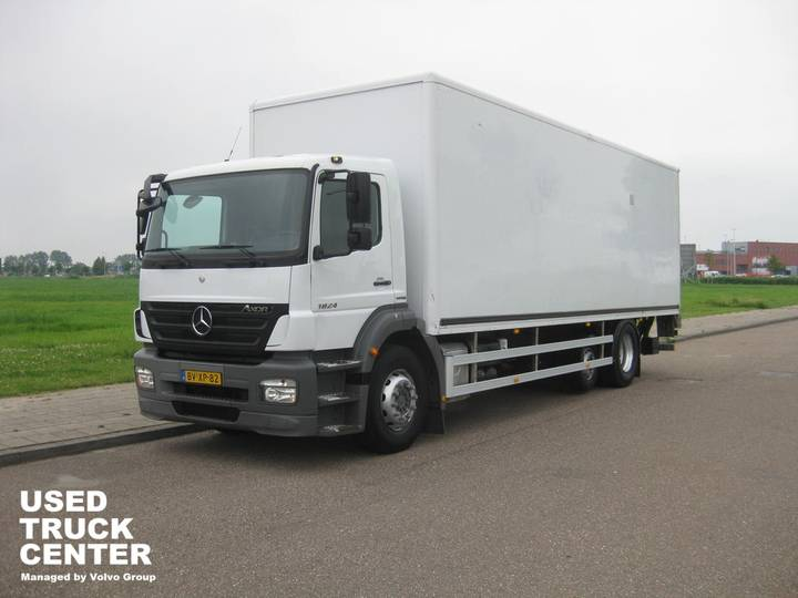 Mercedes-Benz AXOR 1824 L EML-AS 261.706 KM - 2009
