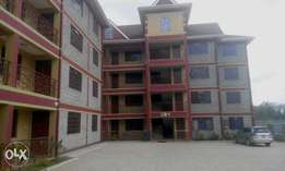 This is a nice 2 bedroom master en suite apartment in Ongata Rongai.