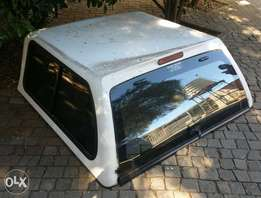 Double Cab Canopy