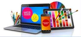 Amazing web and website design deals from ksh,8000