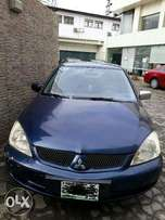 Nigeria used Mitsubishi Lancer 2008 (in good condition) for sale