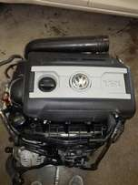 Golf 6 GTi CCZ Complete Engine