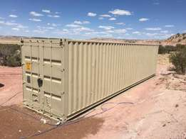40 ft container for sell available at my property