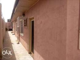 Renovated 1bedroom flat to let at Sector F Off Mother's Pride Lugbe