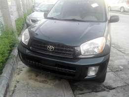Tok Toyota Rav 4 for sale in lekki for 2.3m Negotiable