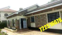 Bungalo 4 br house for sale in kahawa sukari