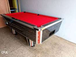 Pool table selling